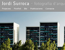 Jordi Surroca website