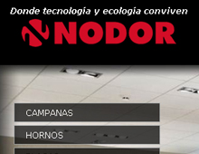 Nodor website