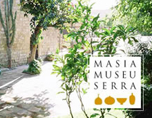 Masia Museu Serra website