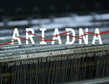 Ariadna. An interactive journey…