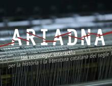 Ariadna. Un recorregut interactiu…