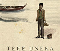 Teke Uneka. Novela gráfica + largometraje